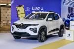 东风雷诺City K-ZE纯电动SUV亮相 2022年前引入3款纯电动车