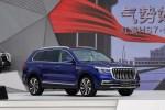 自主品牌SUV大哥登场 红旗HS7正式上市 售34.98-45.98万元
