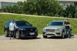 美欧豪华中大型SUV对决 凯迪拉克XT6对比沃尔沃XC90