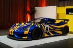 为重返GT赛场而来 赛麟GT4概念车正式发布
