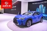 明年上市,广州车展实拍雷克萨斯首款纯电动车UX300e
