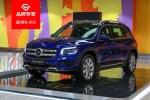 大有可为,奔驰5+2座豪华SUV GLB上市,售价31.48万-35.48万