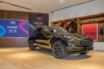 阿斯顿·马丁首款SUV DBX武汉发布会暨武汉展厅启动圆满落幕