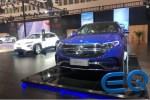北汽集团携旗下品牌电动车型亮相海口车展