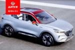 观致全新SUV曝光 预计今年正式发布