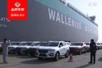 长城汽车复工后第一批出口订单如期交付 获央视深度报道
