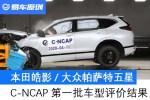 2020年度C-NCAP第一批车型评价结果发布 皓影/帕萨特五星