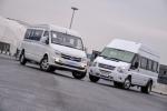 大通V80对比江铃全顺 通勤旅游的优质之选