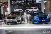 宝马X6/X5 M Performance亮相国内