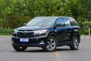 2017款丰田汉兰达上市 售23.98-42.28万元