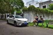 广汽丰田雷凌双擎车主访谈 看首批车主点评当初的选择