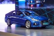北京现代新款索纳塔成都车展上市 售16.98-23.18万元