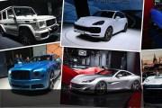 M8 GTE赛车/捷豹XJR 575/G63特别版/奥迪全新RS4