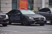 2017广州车展探馆:全新梅赛德斯-AMG E 63 S 4MATIC+曝光