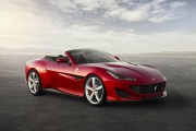 2017广州车展:法拉利Portofino上市 售价290.8万元