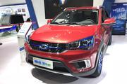 2017广州车展:奇瑞纯电动SUV瑞虎3Xe亮相 快充半小时