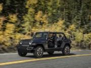 抢先实拍Jeep全新一代牧马人 续写经典不妥协