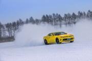 冰雪试驾雪佛兰车系 从容征服雪国之路