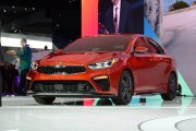 2018北美车展:起亚全新Forte正式亮相
