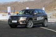 哈弗2018北京车展阵营公布 F系列首款F5车型全球首秀