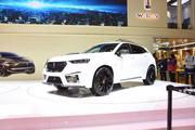 2018北京车展:WEY VV7定制版RS7亮相 运动性更强