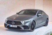奔驰全新CLS先型特别版预售89万起 搭48V轻混