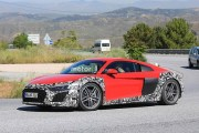 奥迪新款R8或将推出六缸版车型 有望年底正式亮相