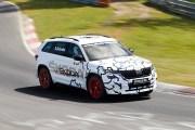 斯柯达柯迪亚克RS搭载双涡轮柴油发动机 创造纽北新纪录