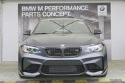 宝马M2 M Performance概念车亮相古德伍德车展