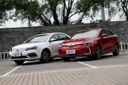 高品质电动家轿之争 北汽EU5对比帝豪EV450