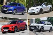 四款纯电动SUV推荐 蔚来ES8
