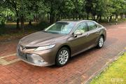 丰田新款凯美瑞正式上市 售17.98-27.98万元/满足国六排放
