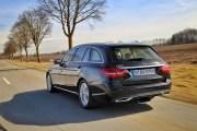 德国试驾奔驰新款C级旅行 这份优雅叫心照不宣