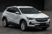 国六/9AT/新CVT很亮眼 别克昂科拉GX/新款昂科拉上海车展首秀