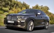 全新第三代BMW X6官图发布 预计第四季度在华上市