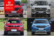 10万元自主品牌自动挡SUV推荐