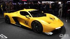 2017日内瓦车展:Fittipaldi EF7发布