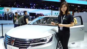 上海车展哪些新车值得看?荣威ei6 大众途昂等