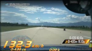 长安欧尚科赛1超级评测加速测试
