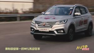 """拆见真章 首拆""""实力派互联网SUV""""荣威RX3的CVT变速"""