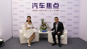 2018广州车展专访欧尚汽车市场总监李攀