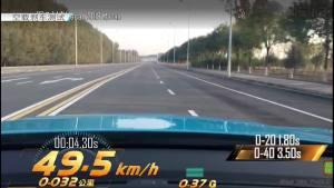 保时捷Macan超级评测空载刹车测试