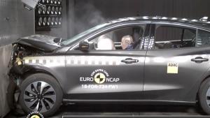 福克斯看齐沃尔沃XC40,拿下E-NCAP新标准五星安全!