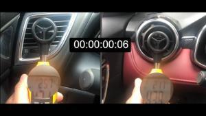 车相大白·暑伏40℃评车内空调 国产车和日本车谁更好