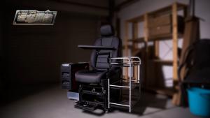 """《汽车再生》:汽车座椅变身神奇的""""万能汽修椅"""""""