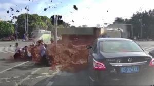 (第十四期)血的教训-请务必远离致命的大货车