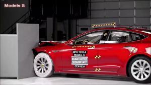 宝马i3与特斯拉Model S的安全碰撞测试,谁表现更佳?