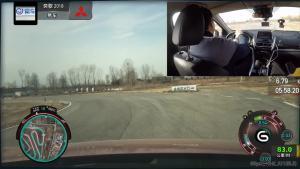 三菱奕歌超级评测赛道操控测试