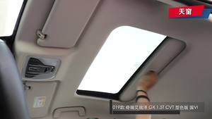 2019款 奇瑞艾瑞澤GX 1.5T CVT 型色版 國VI
