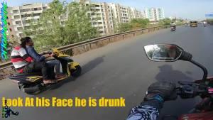 警察可是認真的 喝成這樣確定能安全上路